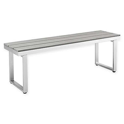 Forest Gate Modern Outdoor Dining Table In Grey Bed Bath Beyond