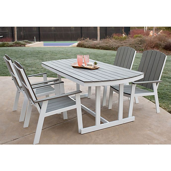 Alternate image 1 for Forest Gate Coastal Outdoor Dining Set