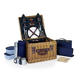 Picnic Time® Canterbury Picnic Basket Set