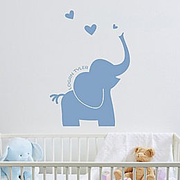 Zoo Animals Vinyl Decal Wall Art