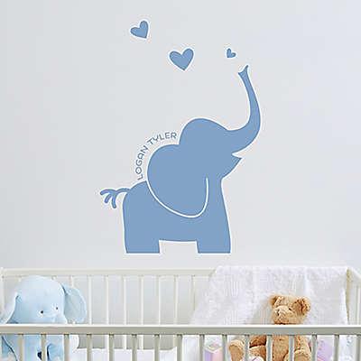 Zoo Animals Vinyl Decal Wall Art