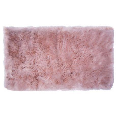 Home Dynamix Aspen Faux Fur Accent Rug Bed Bath Amp Beyond