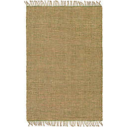 Surya Cassian 5-Foot x 7-Foot 6-Inch Area Rug in Grass Green