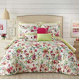 Jessica Simpson Watercolor Garden Comforter Set