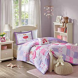 Mi Zone Kids Twirling Tutu Comforter Set