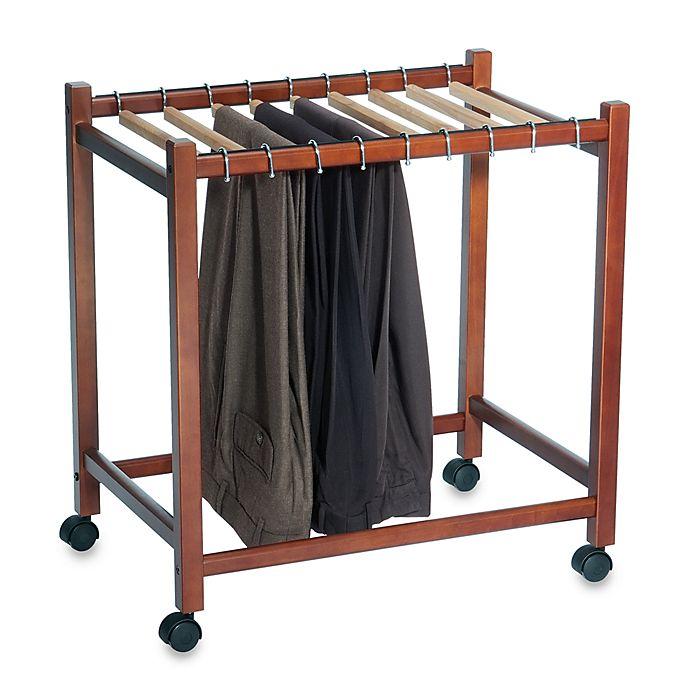 3-Pack Woodlore Pant Hanger