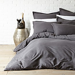 Levtex Home Washed Linen Duvet Cover