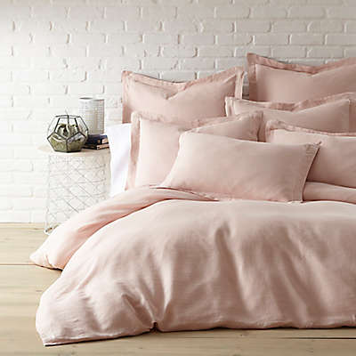 Levtex Home Washed Linen Duvet Cover