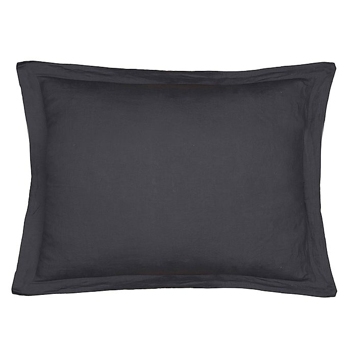 Alternate image 1 for Levtex Home Washed Linen Pillow Sham