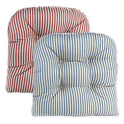Dining Chair Cushions Chair Pads Bed Bath Beyond