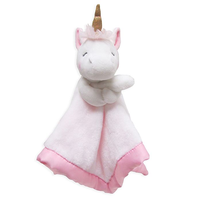 Alternate image 1 for carter's® Unicorn Plush Security Blanket
