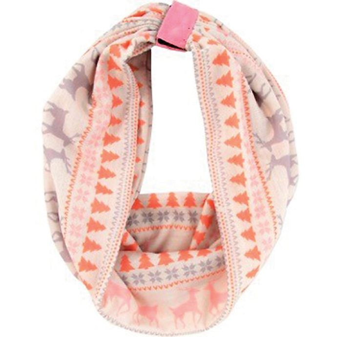 Alternate image 1 for Rising Star™ Infant/Toddler Fair Isle Infinity Scarf