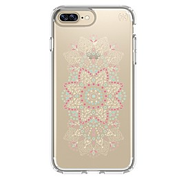 speck® Presidio™ Pink Flower Case for iPhone® 7 Plus