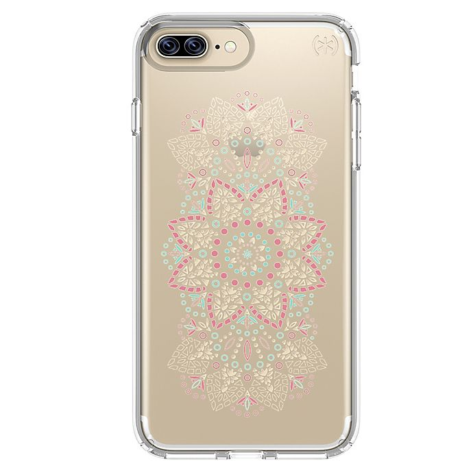 hot sale online ae6d6 105b5 speck® Presidio™ Glitter Case for iPhone® 7 Plus | Bed Bath & Beyond