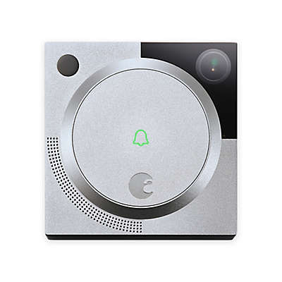 August Home® Smart Doorbell Cam