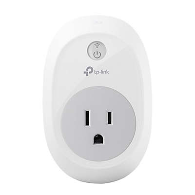 Tp-Link Wi-Fi Smart Plug in White