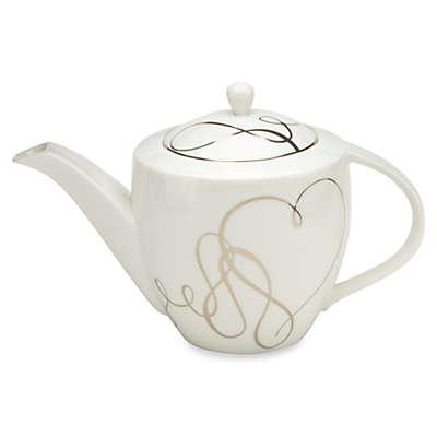 Mikasa® Love Story Teapot