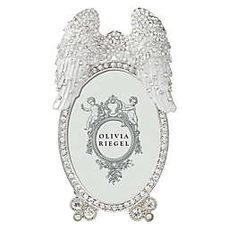 Olivia Riegel Angel Wings 2.5-Inch x 3.5-Inch Picture Frame