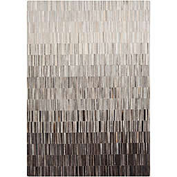Surya Eudora 5-Foot x 8-Foot Area Rug in Grey