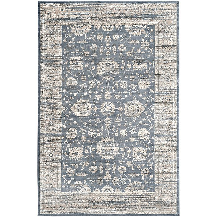 Alternate image 1 for Safavieh Vintage Catherine Rug in Grey/Cream