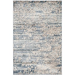 Safavieh Vintage Shelby 5-Foot 1-Inch x 7-Foot 7-Inch Area Rug in Grey/Ivory