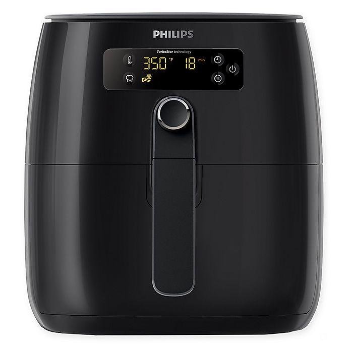 Alternate image 1 for Philips TurboStar™ Digital Air Fryer