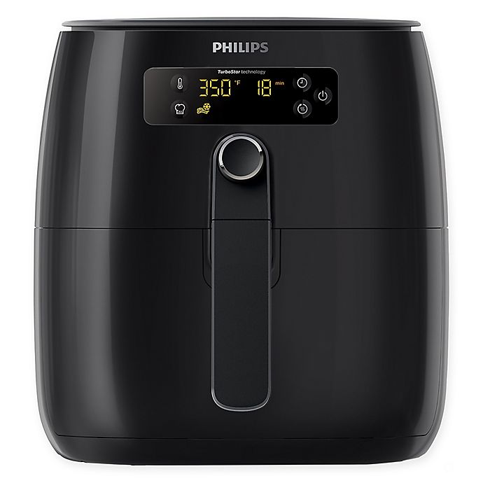 Alternate image 1 for Philips TurboStar™ Digital Air Fryer