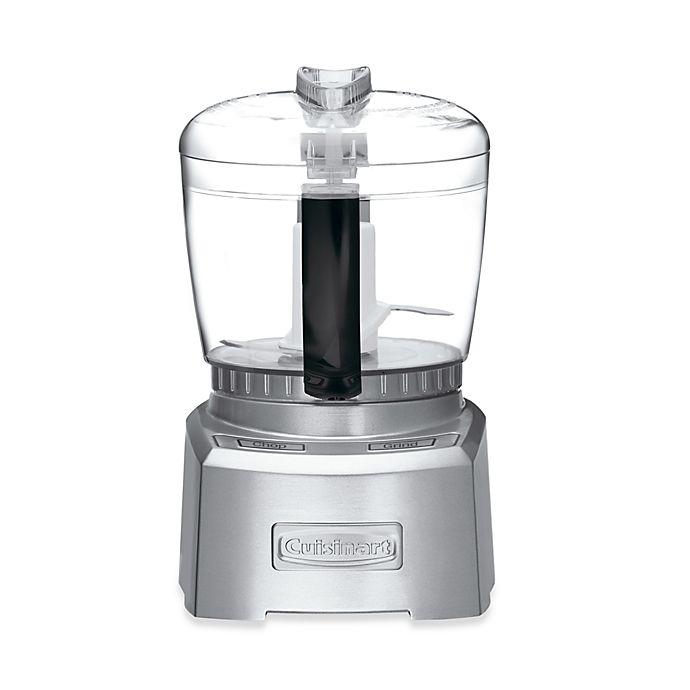 Cuisinart® Elite Collection™ 4-Cup Chopper/Grinder in Die-Cast