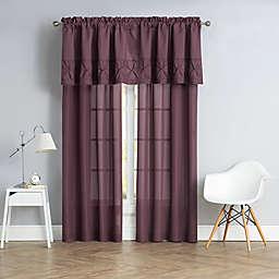 Pom Pom 84-Inch Rod Pocket Window Curtain Panel Pair