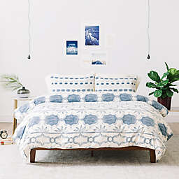 Deny Designs Dash and Ash Tuni Luna Duvet Cover