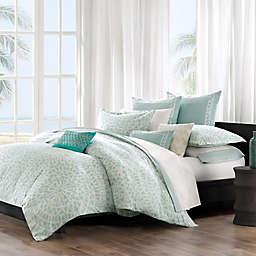Echo Design™ Duvet Cover Set in Aqua