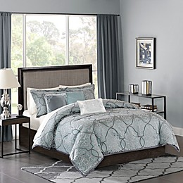 Madison Park Lavine Duvet Cover Set