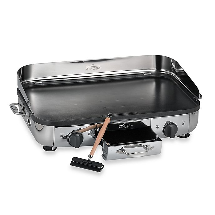 All Clad Nonstick Electric Griddle