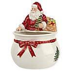 Spode® Christmas Tree Santa Candy Dish