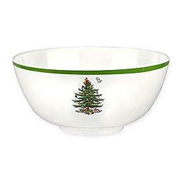 Spode® Christmas Tree Melamine Serving Bowl