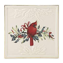 Lenox® Winter Greetings® Cardinal Trivet