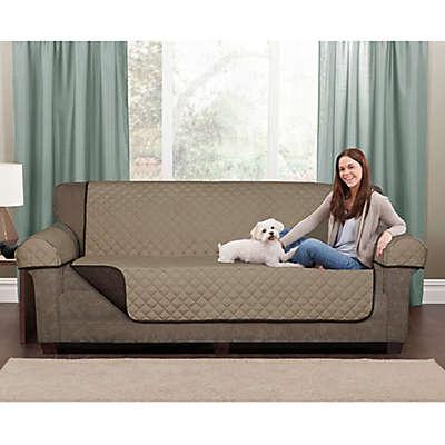 Maytex Reversible Microfiber Pet Furniture Cover