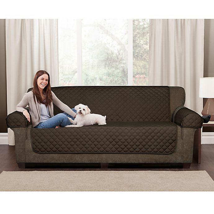 Pleasing Maytex Waterproof Suede Pet Furniture Cover Bed Bath Beyond Alphanode Cool Chair Designs And Ideas Alphanodeonline