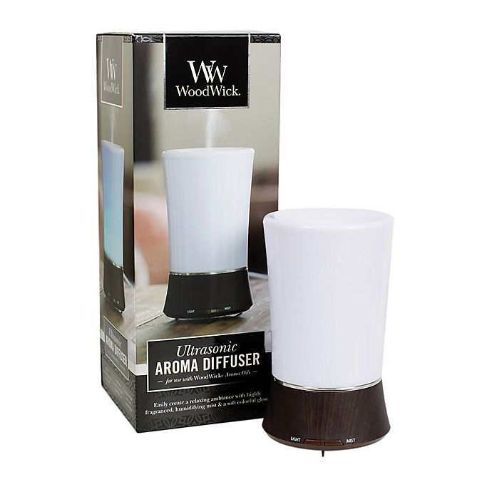 Alternate image 1 for WoodWick Ultrasonic Aroma Diffuser