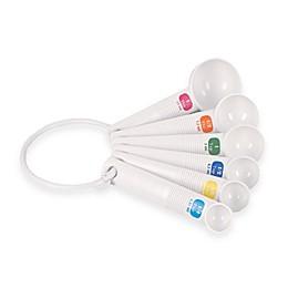 Fox Run® 6-Piece Measuring Spoon Set