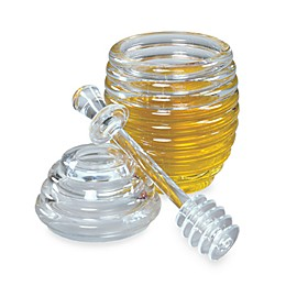 Fox Run® Honey Jar & Dipper