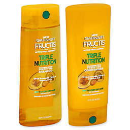 Garnier® Fructis® Triple Nutrition Collection