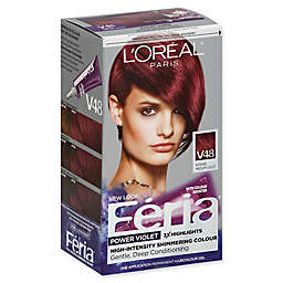 L'Oreal® Féria® Permanent Haircolour Gel in Intense Medium Violet V48