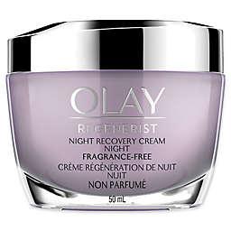 Olay® Regenerist 1.7 oz. Advanced Anti-Aging Moisture Fragrance Free Night Recovery Cream