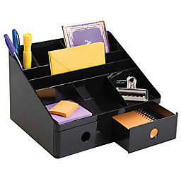 iDesign® Linus Desk Organizers with Drawers