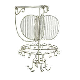 iDesign® Spinning Jewelry Organizer in Satin