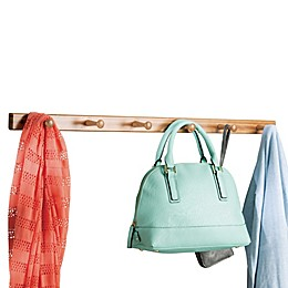 iDesign® 6-Hook Storage Rack