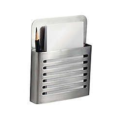 iDesign® Magnetic Memo Center in Stainless Steel
