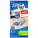 Ziploc® Space Bag® 5-Count Flat Combo Variety Pack in Clear