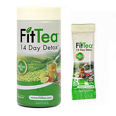FitTea™ 14-Day Honey Lemon Tea Sticks